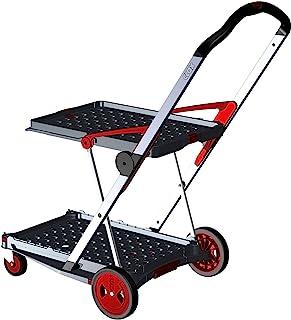 Transport-klapmobiel Clax Red Edition zonder vouwdoos, inklapbaar