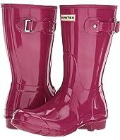 Hunter - Original Short Gloss Rain Boots