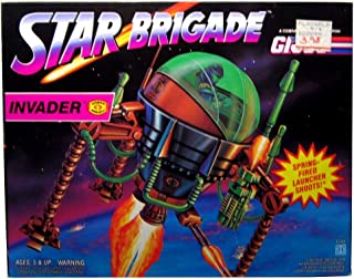 GI Joe 1993 Star Brigade Cobra Invader Vintage Vehicle