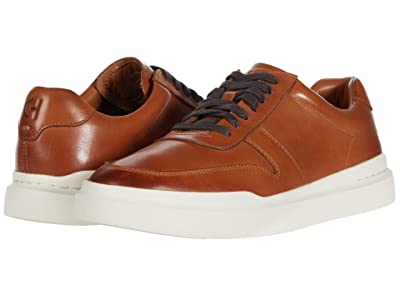 Cole Haan Grandpro Rally Court Sneaker (British Tan) Men