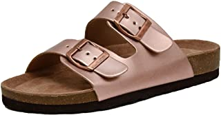 CUSHIONAIRE Women's, Lane Slide Sandals