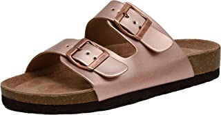 Women's Lane Cork Footbed Sandal with +Comfort