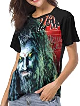 Rob Zombie Hellbilly Deluxe Woman Classic Fashion Print T-Shirt