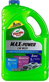Car Wash Shampoo Turtle Wax Max-Power, 2.95L