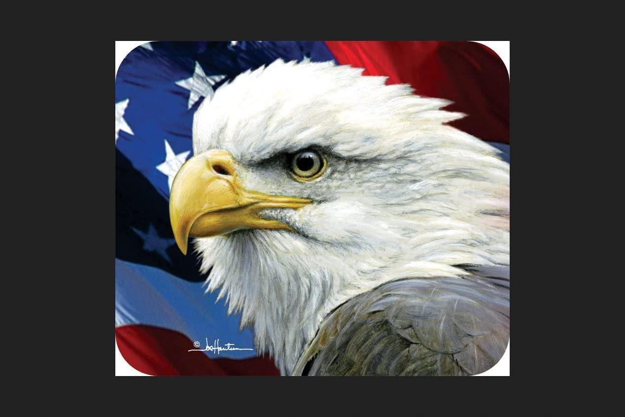 Mouse Pad Year-end annual account Eagle 8x9 Ranking TOP9 by DESIGN BY HB-MPD-3132 MfrPartNo TAGS