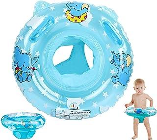 Sunshine smile Anillo de natación Bebe,Anillo de natación Inflable,Anillo de natación Asiento,Anillo de natación,Flotador de Piscina para bebés (E)