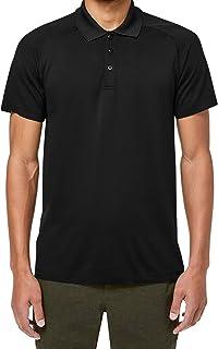 Lululemon Mens Metal Vent Tech Polo Short Sleeve Shirt