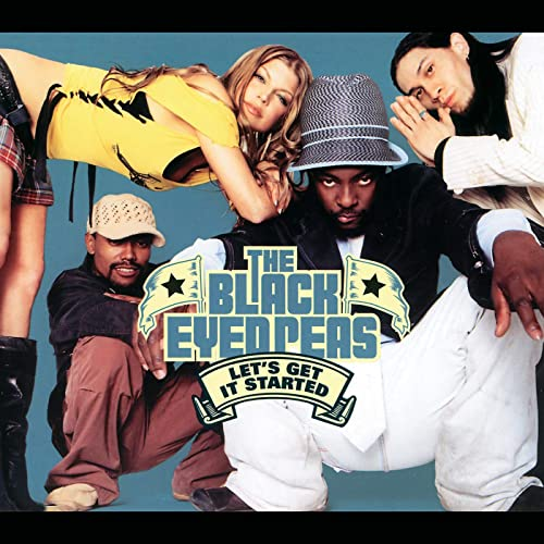 Let S Get It Started Explicit By Black Eyed Peas On Amazon Music Amazon Com