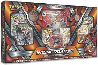 Pokémon Incineroar GX  Premium Box