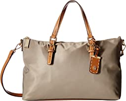 Julia Convertible Shopper Solid Nylon