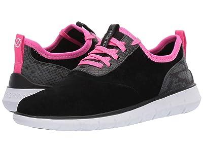 Cole Haan Generation Zerogrand Sneaker (Black/Snake Print) Women