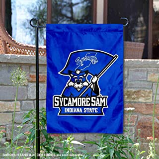 College Flags and Banners Co. Indiana State Sycamores Sycamore Sam Garden Flag