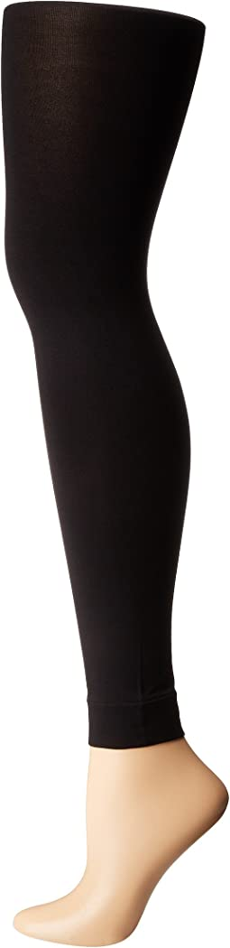 HUE - StyleTech Blackout Footless Tights