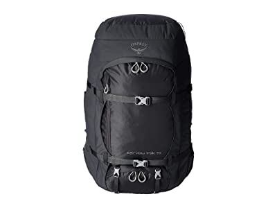 Osprey 70 L Fairview Trek (Charcoal Grey) Backpack Bags