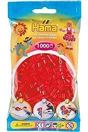 Hama 1 Unidad Abalorio de juguete Modelos//colores Surtidos 208-68