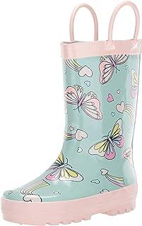 Kids Girl's Coco Rubber Rainboot Rain Boot