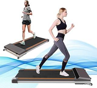 2WD Cinta de Correr Caminar Profesional, Máquina para Correr Caminar, Pantalla LCD, Fitness Cinta d