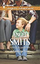 A Family for Tyler (A Chair at the Hawkins Table Book 1)