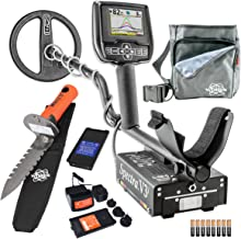 Whites Spectra V3i Metal Detector Diggers Special w/DigMaster & Utility Pouch