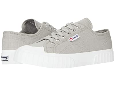 Superga 2630 Cotu (Light Grey) Women