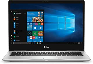Dell Inspiron 13 i7370-5593SLV-PUS Laptop   Intel Core i5-8250U   8GB RAM   256GB SSD   13.3 in Full HD IPS TrueLife LED-backlit touchscreen (1920 x 1080), 10-finger multi-touch support