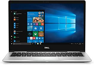 Dell Inspiron 13 i7370-5593SLV-PUS Laptop | Intel Core i5-8250U | 8GB RAM | 256GB SSD | 13.3 in Full HD IPS TrueLife LED-backlit touchscreen (1920 x 1080), 10-finger multi-touch support