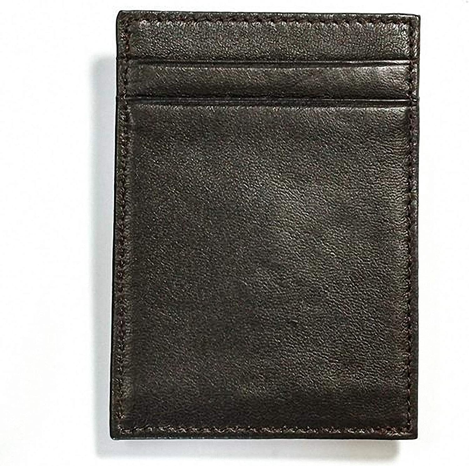 Cabretta Leather Wallet with Extra Capacity