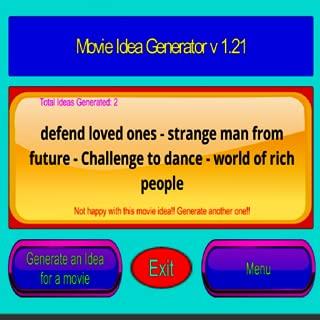 Movie Idea Generator