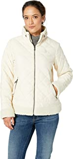 U.S. POLO ASSN. womens Quilted Moto Puffer Jacket Down Alternative Coat