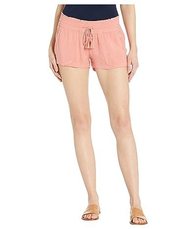 Roxy Oceanside Shorts Dobby (Terra Cotta) Women