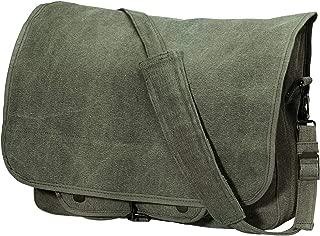 Rothco Vintage Canvas Paratrooper Bag