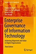 Enterprise Governance of Information Technology: Achieving Alignment and Value in Digital Organizations (Management for Professionals)