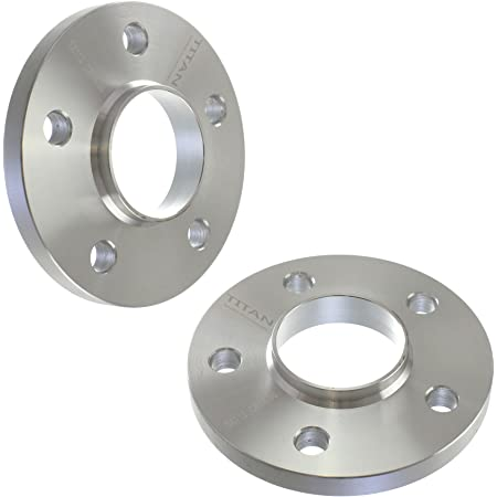 2 PCS billet HubCentric Wheel Spacers 5x112mm 20mm thickness 66.6mm hub bore