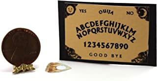 Dollhouse Miniature Ouija Board Game