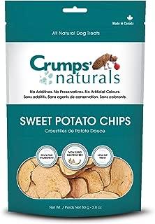 Crumps' Naturals Spc-80 Sweet Potato Chips (1 Pack), 80G/2.8 Oz
