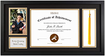 Graduation Photo Frame For Tassel