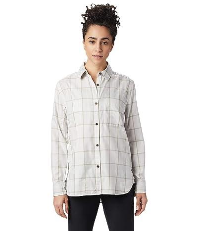 Mountain Hardwear Rileytm Long Sleeve Shirt (Stone) Women