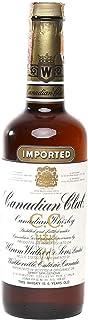 Canadian Club Whisky 1978 year on tax strip