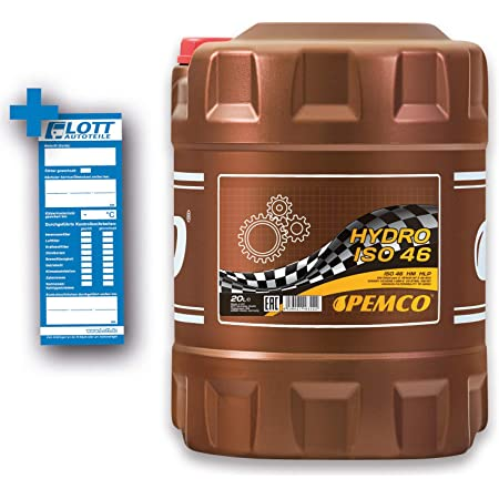 25 L K D C Hlp 46 Hydraulic Oil Hlp46 Iso Baumarkt