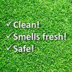 WEE FREE 5 Ltr Artificial Grass Cleaner and Pet Odour Eliminator for Dog Urine - Disinfectant, Neutraliser and Deodoriser for Dog Wee on Astro Turf and Fake Lawns. Safe for Dogs and Animals. 11