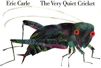 The Very Quiet Cricket Board Book