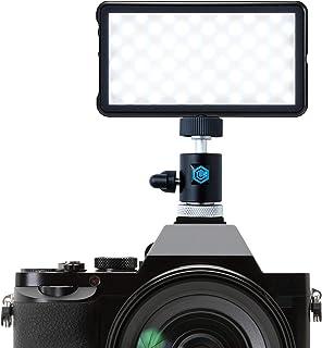 Lume Cube Paneel GO + DSLR-houder | Tweekleurig LED-licht | voor foto en video, contentcreatie, videolamp | voor Nikon, Ca...