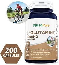 l glutamine tablets or powder