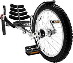 foldable recumbent bicycle