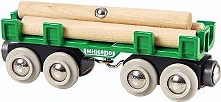 BRIO World - Lumber Loading Wagon