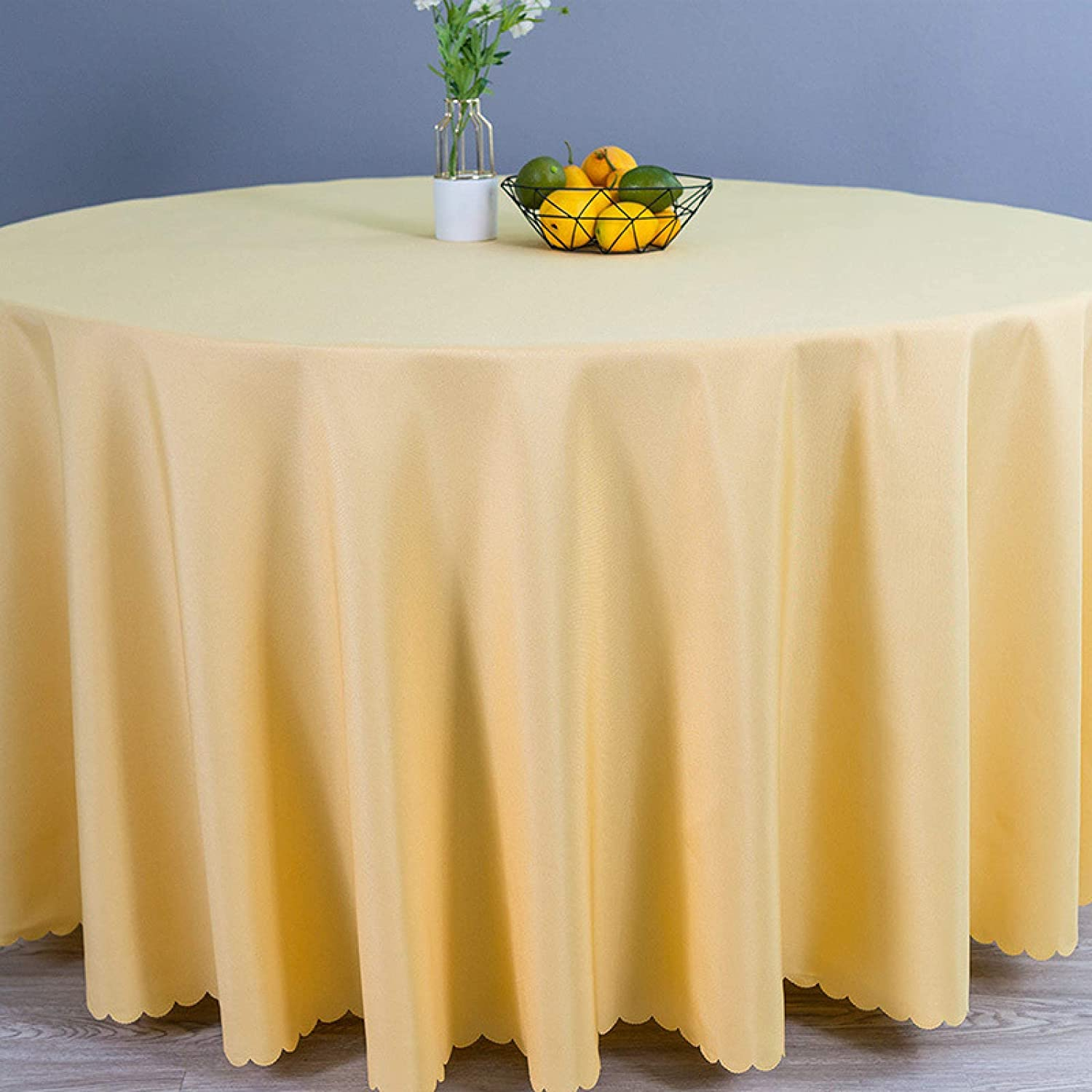 Tablecloths Cheap bargain Tablecloth Max 74% OFF Cotton Linen Wrinkle-Free Em Washable