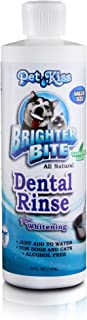 Pet Kiss Brighter Bite Dental Rinse for Pets
