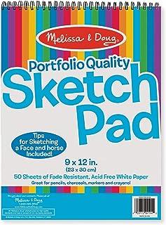 "Melissa & Doug 9""x12"" Sketch Pad Qty. 1 4194"