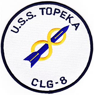 USS Topeka CLG-8 Patch