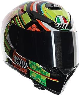 AGV Unisex-Adult Full-face-Helmet-Style K-3 SV Element (Multi, XX-Large)